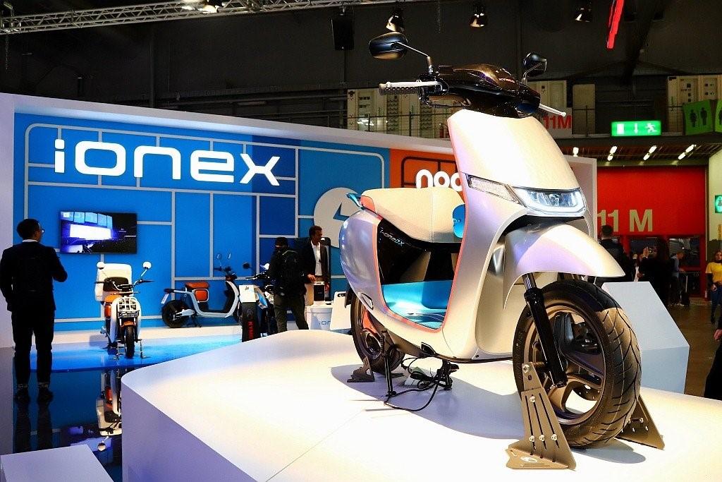 動力更大、續航表現更好!光陽白牌電動機車i-One明年第二季問世