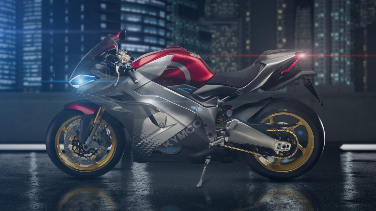 The Kymco SuperNEX hopes to solve the problem of boring e-bikes