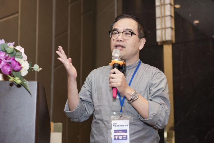 用資本語言說台灣故事  創新思維掌握出行商機——金庫資本總經理丁學文的產業剖析